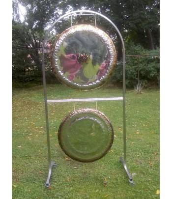 Stojak na gongi